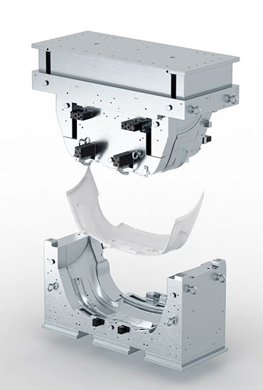 stampo-reinforced-reaction-injection-molding-paraurti-posteriore-automotive-ennegi
